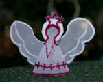 Anděl vánoční ozdoby