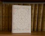 Proquiltovaný obal na knihu