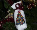 Vánoce - sáček na dárečky