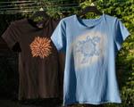 Batikování triček - SAVO