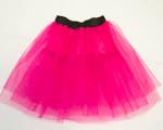 Holčičí tylová sukně