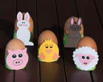 Stojánky na vajíčka