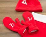 Zimní dětské rukavice