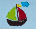 Aplikace - loďka