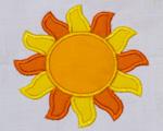 Aplikace - slunce
