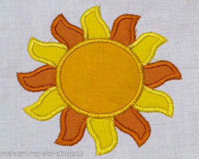 slunce - aplikace