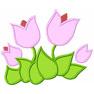 Tulipány - aplikace