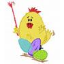 Velikonoce kuře s pomlázkou aplikace