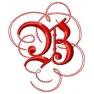 Písmeno B - gotické monogramy