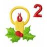 Adventní kalendář - č. 2 Svíčka