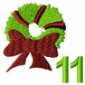 Adventní kalendář - č. 11 Věnec