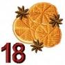 Adventní kalendář - č. 18 Pomeranče