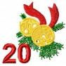 Adventní kalendář - č. 20 Rolničky