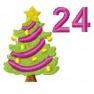 Adventní kalendář - č. 24 Stromeček