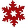 Sněhová vločka 1 Cutwork
