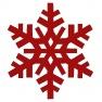 Sněhová vločka 2 Cutwork