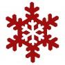 Sněhová vločka 4 Cutwork