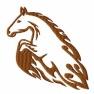Kůň tetování