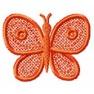 Motýlek krajka