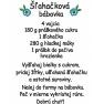 Recept na šlehačkovou bábovku - SK