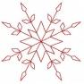 Quiltovací hvězdička
