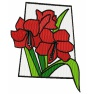 Kytička červená