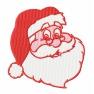Santa - barevný
