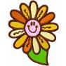 Usměvavá kytka