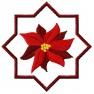 Vánoční ozdoba - vánoční hvězda