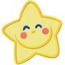 Usměvavá hvězdička