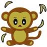 Opice s banány