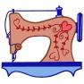 Šicí stroj - aplikace